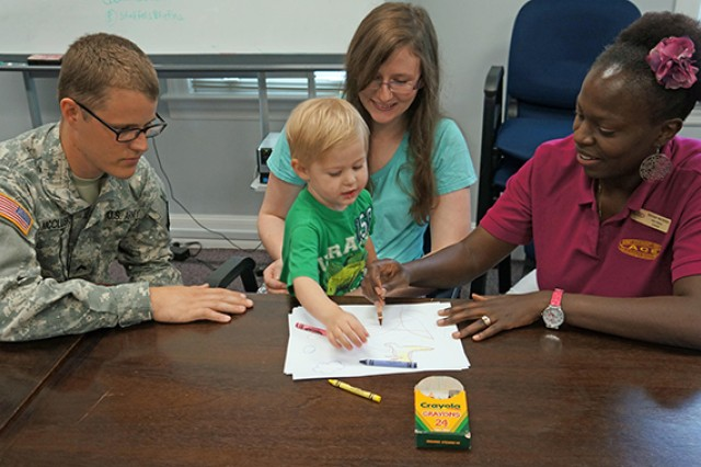 New parent support program helps Army Families navigate trials of ...