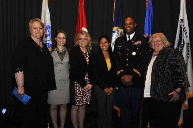 Military Youth of the Year Regional Winners Group