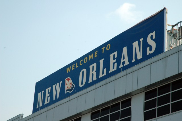 New Orleans International Airport served as a hub for aviation rescue operations following the flooding in New Orleans that was caused by Hurricane Katrina, which made landfall, Aug. 29, 2005.