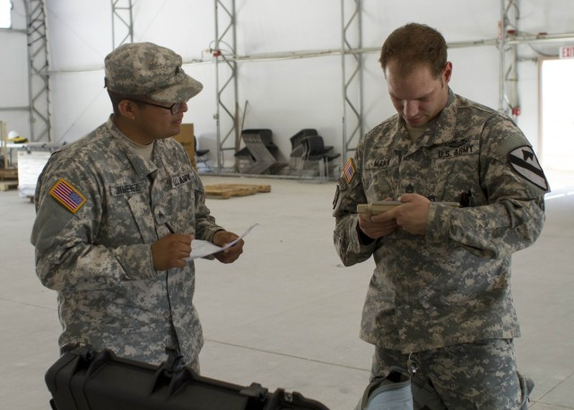 Troopers receive new Raven UAS camera upgrade