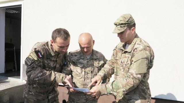 Multinational Ranger Planning