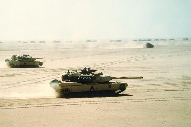 Army War College adds Gulf War case study to curriculum