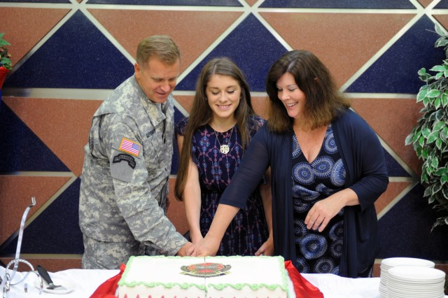 Camp Casey bids garrison leader farewell, welcomes new commander