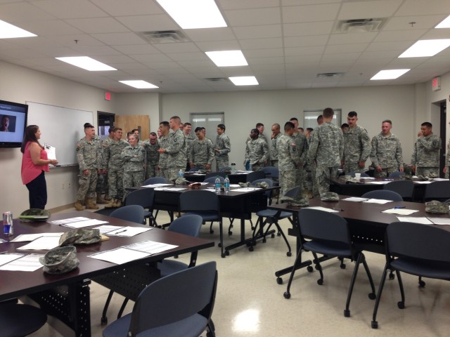 Army to integrate prevention and intervention training