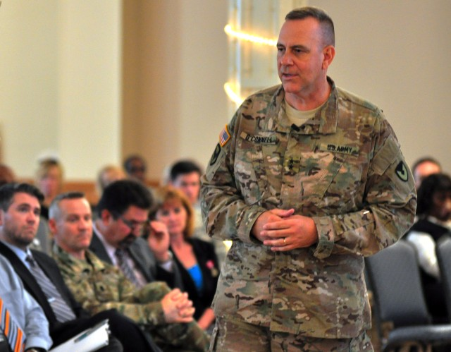 ASC CG gives global update at town hall