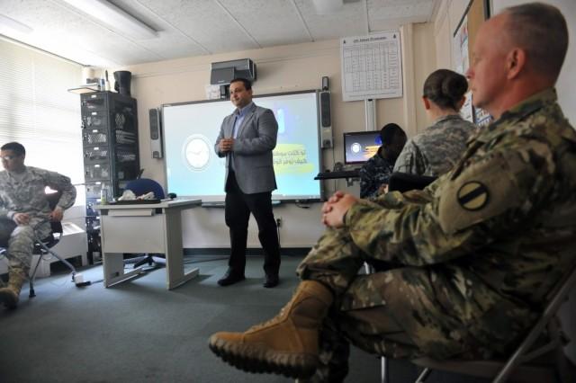 TRADOC deputy talks culture, language