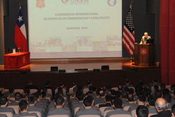 Civil-Military relations to strengthen U.S. Army South and Chile's bond