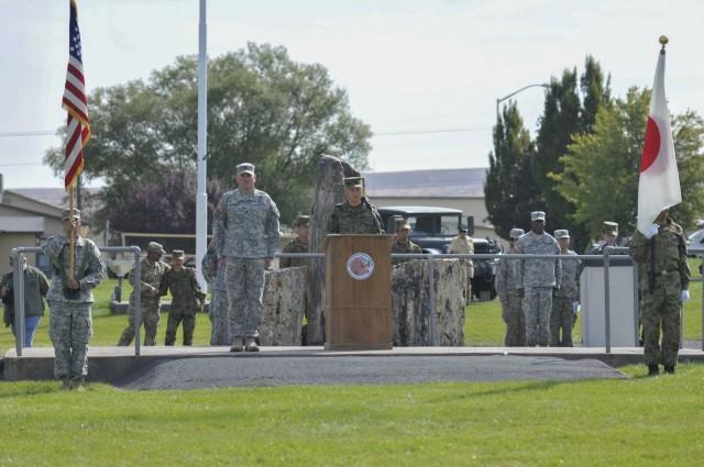 Rising Thunder kicks off with ceremony at Yakima Training Center
