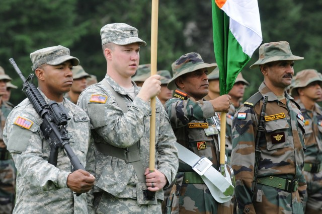 JBLM kicks off Yudh Abhyas 15