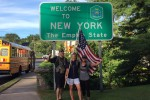 Boston to New York ruck march continues to raise awareness of veteran suicides