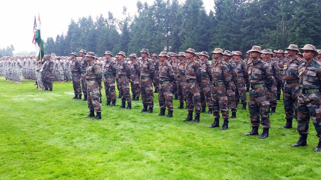 With 'Yudh Abhyas,' 7th Infantry Division welcomes Indian soldiers