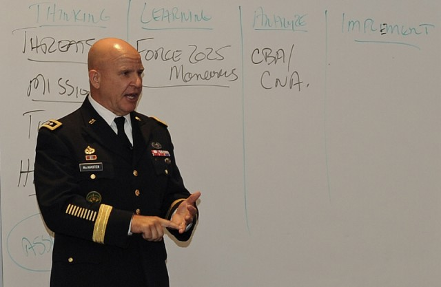 Innovation, technology keys to Army maintaining 'overmatch'
