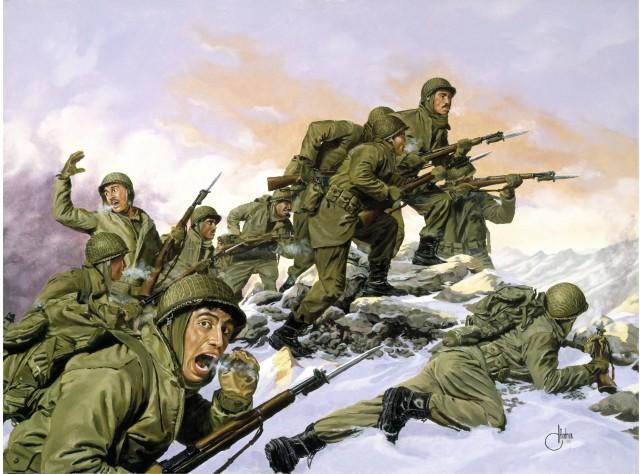 "65th Infantry Regiment ""Borinqueneers"" Highlight Hispanic Heritage Month"