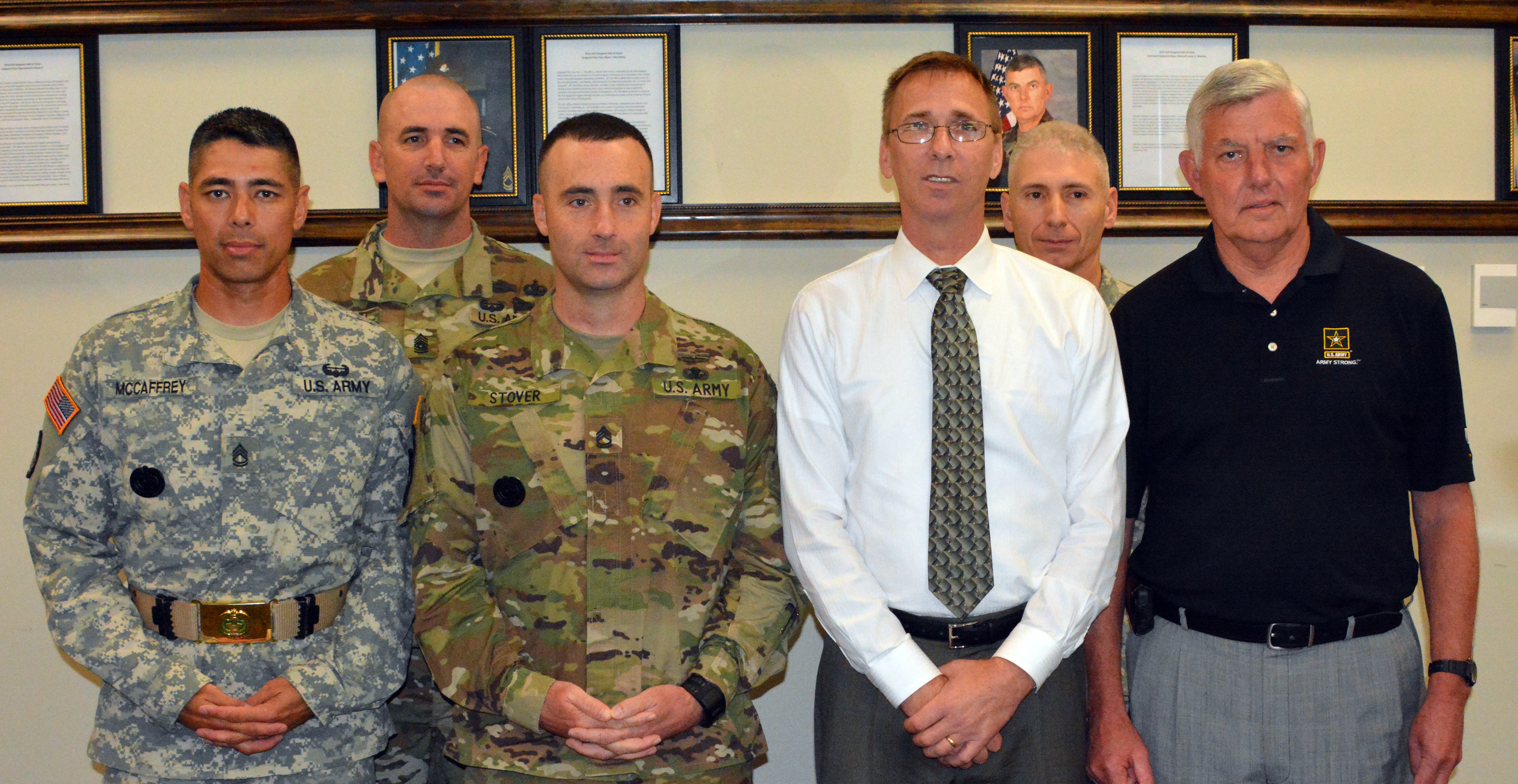 4 added to drill sergeant hall of fame | Article | The United ...