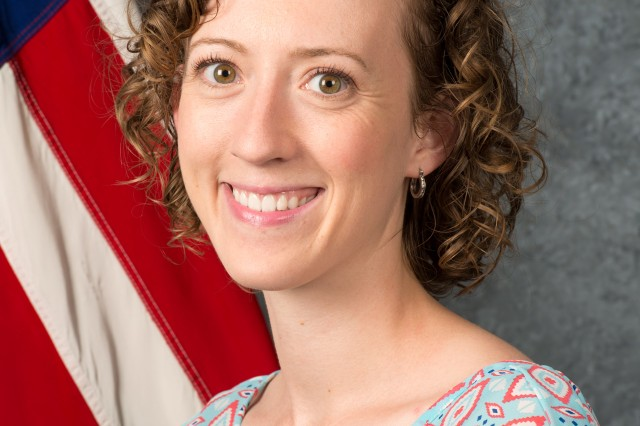 Dr. Caitlin Rivers has joined Army Public Health Center through the Science, Mathematics and Research for Transformation, or SMART Scholar Program.