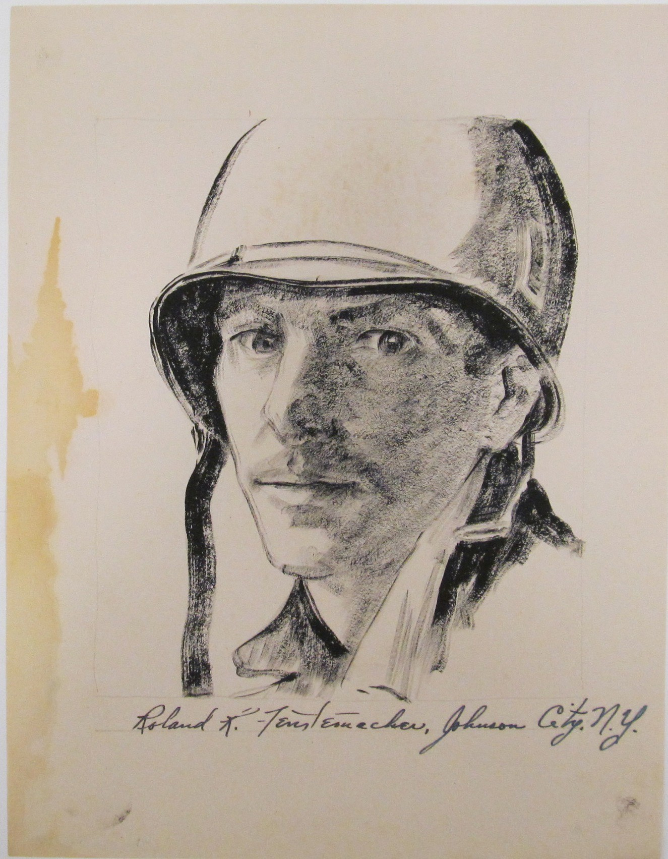 Wwii Army Cook S Artistic Acumen Captures Everyday Life Of