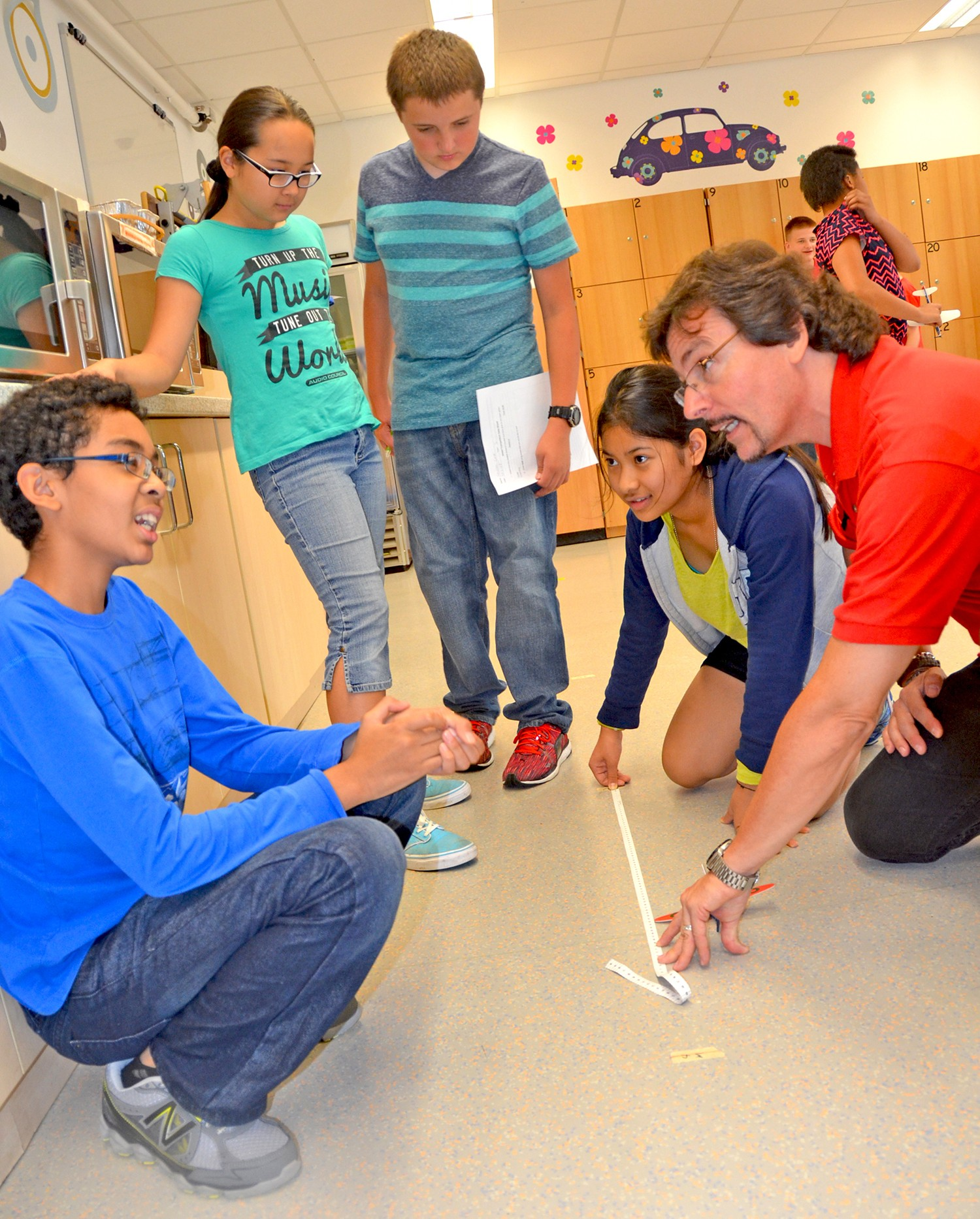 Stem School Grants: IMCOM Grant Promotes STEM In Middle School/CYSS