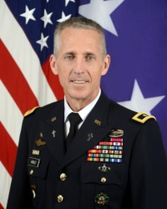 Chaplain (Major General) Paul K. Hurley