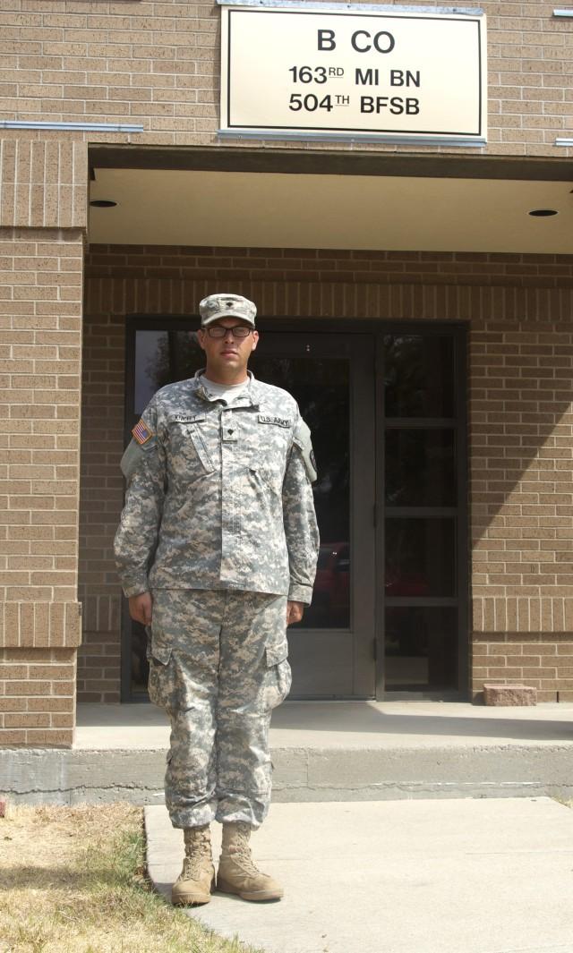 Providing a vital skill to Fort Hood's military intelligence brigade