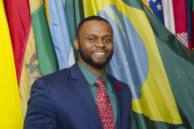 Lenard Dotson was recognized by Brazil's president for his dedication to building a partnership.