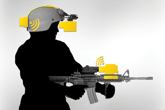 The Army is preparing to introduce the Enhanced Night Vision Goggle III (ENVG III), with fielding to begin in 2017. Worn on a helmet like earlier models, the ENVG III can be wirelessly linked to the Family of Weapon Sights Individual, which is mounted on small-arms weapons. The ENVG III is the latest technological breakthrough enhancing the U.S. military's established ability to own the night.