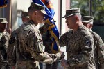 Combined Security Transition Command - Afghanistan change of command