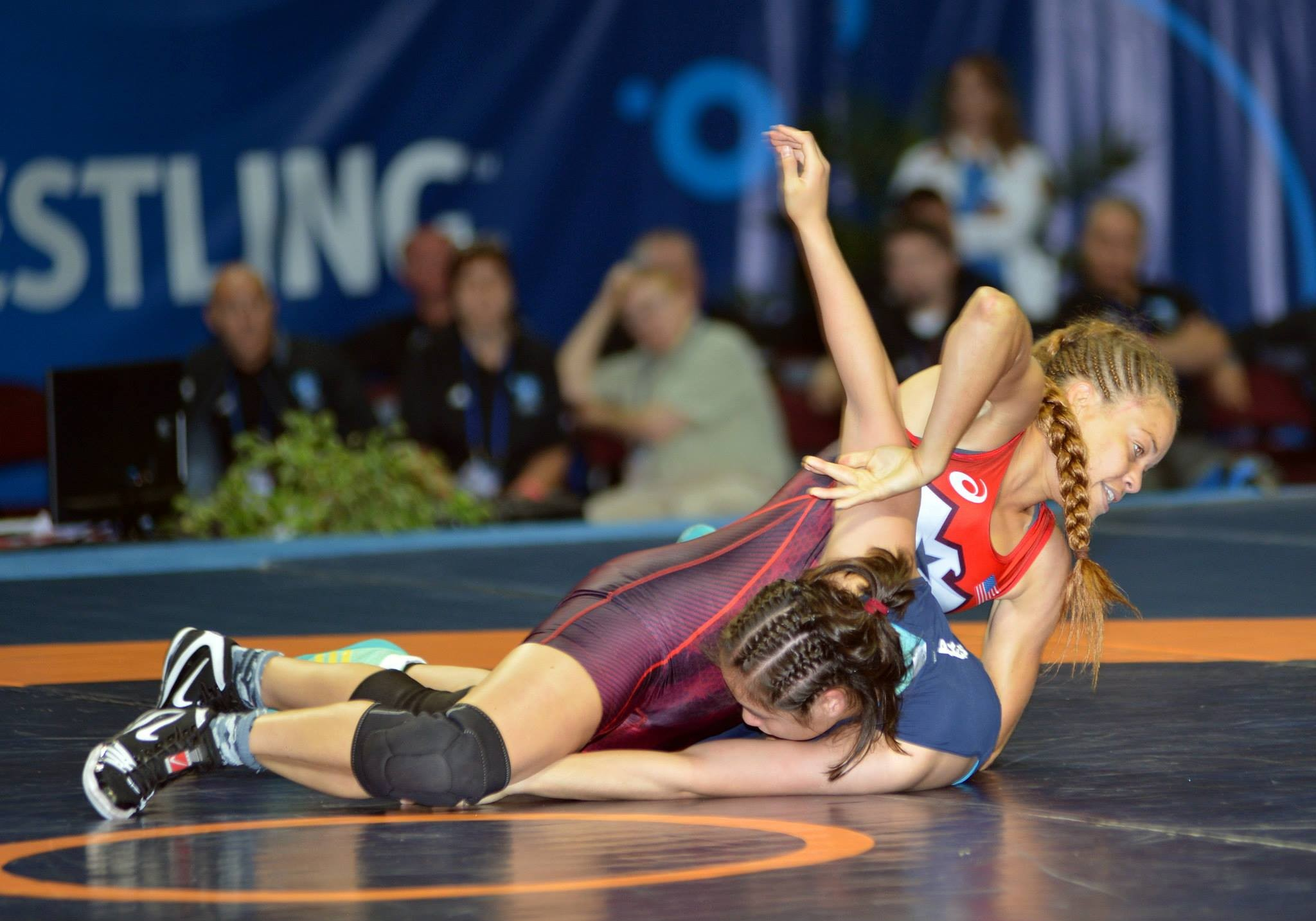 WCAP wrestler captures bronze at worlds | Article | The United ...