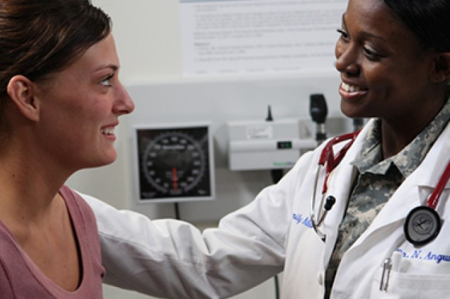 The U.S. Centers for Disease Control and Prevention recommends breast cancer screening tests for early detection. This means checking a woman's breasts for cancer before there are signs or symptoms of the disease.
