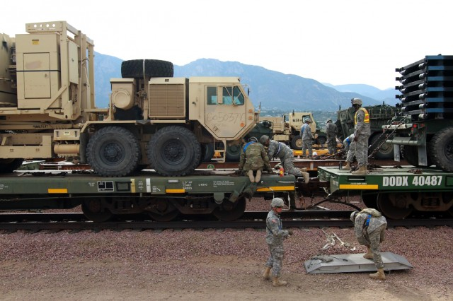 Strykers from Colorado to California