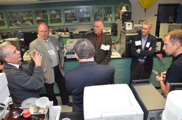 Army, commercial fleet partnership comes to Detroit Arsenal