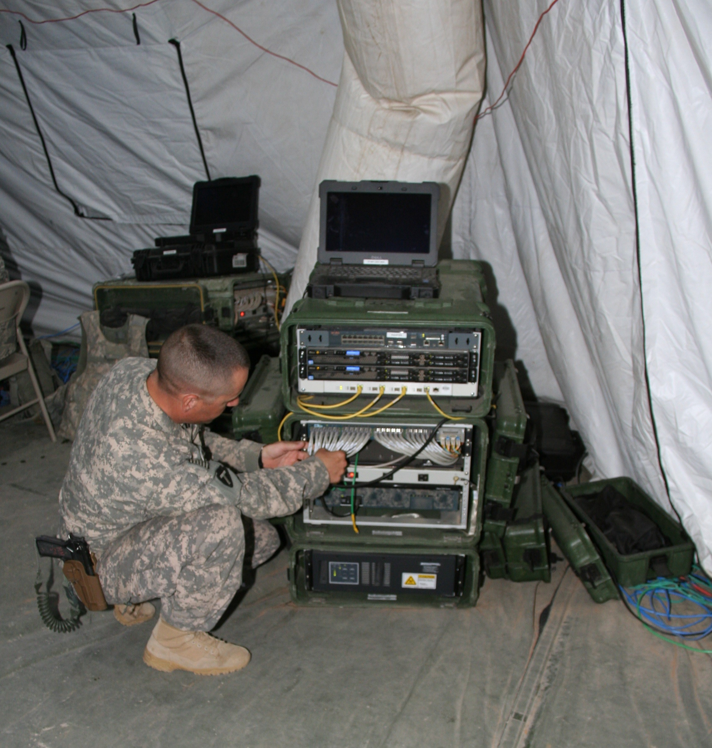 Wi Fi Supports Expeditionary Command Posts At Nie 16 1