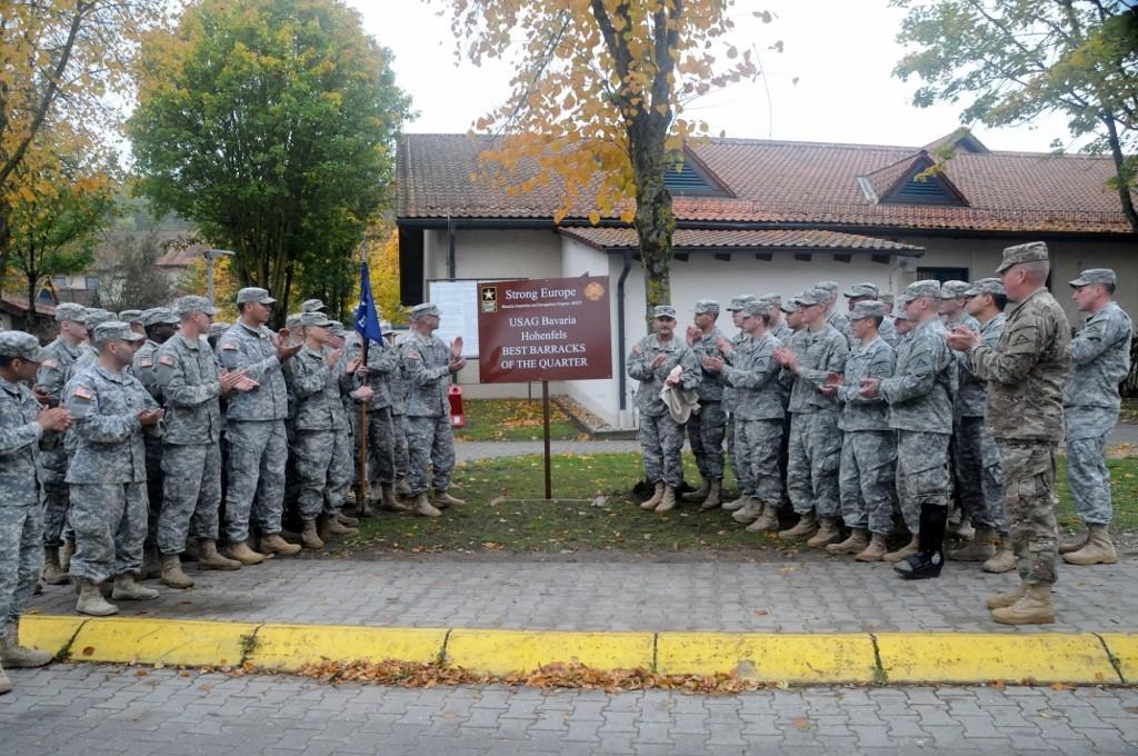 Hohenfels Us Army