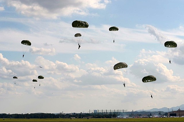 For the paratroopers of 1st Battalion, their experience in Japan is enlightening and appreciable.