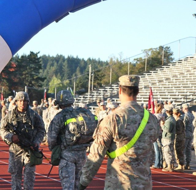 17th Field Artillery Brigade Soldier earns Expert Field Medical Badge