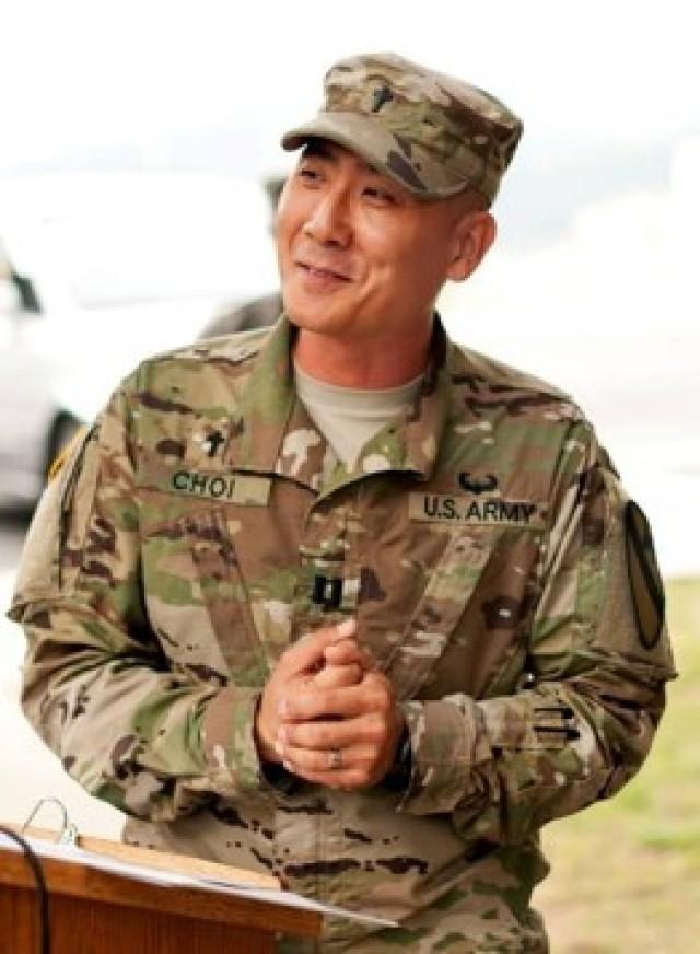 Chaplain Choi