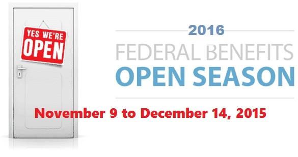 FEHB Open Season Online