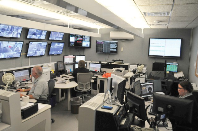 Fire And Emergency Services 911 Dispatch Center Earn