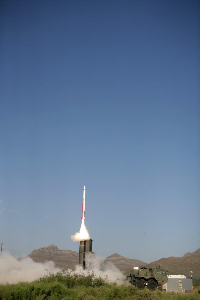 Chu-SAM Launch at WSMR