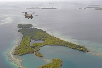 US Army, Belizean Security Forces conduct counter-drug operation