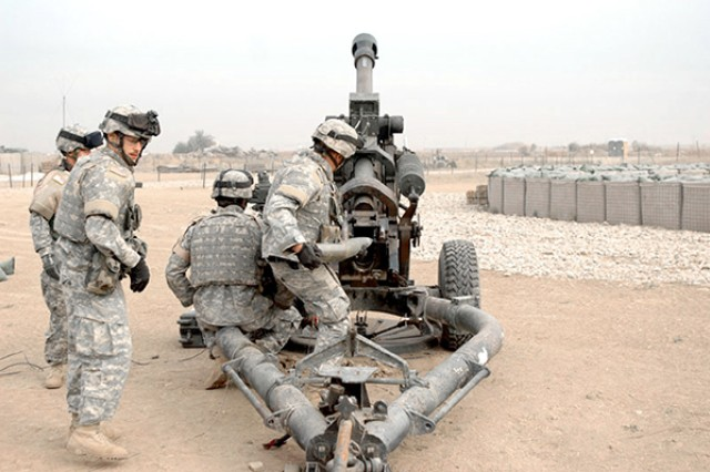 Engineers at Picatinny Arsenal are developing a new propelling charge for the family of 105mm artillery cartridges that are safer for the warfighter by eliminating the use of lead and other toxic substances present in the current charge.