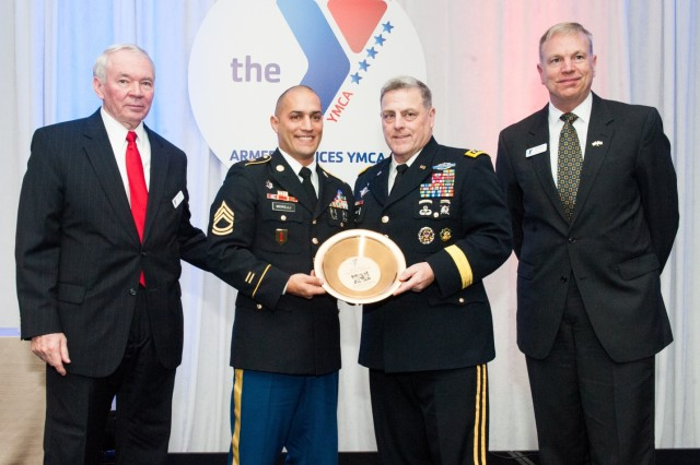 USARIEM Soldier honored as an 'Angel of the Battlefield'