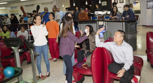 Employee Appreciation Day: Camp Zama employees spend day playing games