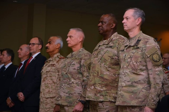 A Celebration of Service Warrior-commander looks back at