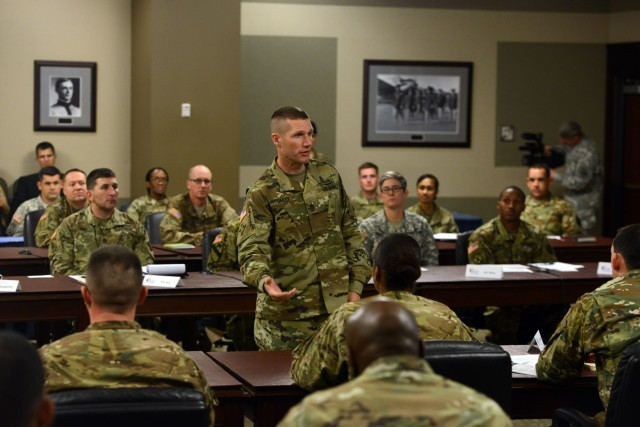 Dailey: Non-deployable Soldiers No.1 problem