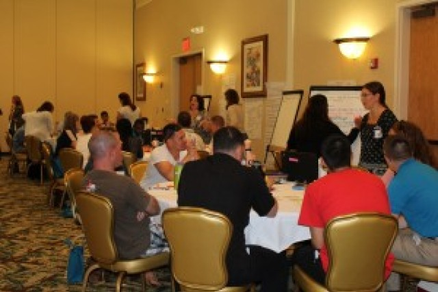 Change agents collaborate to improve the Army quality of life