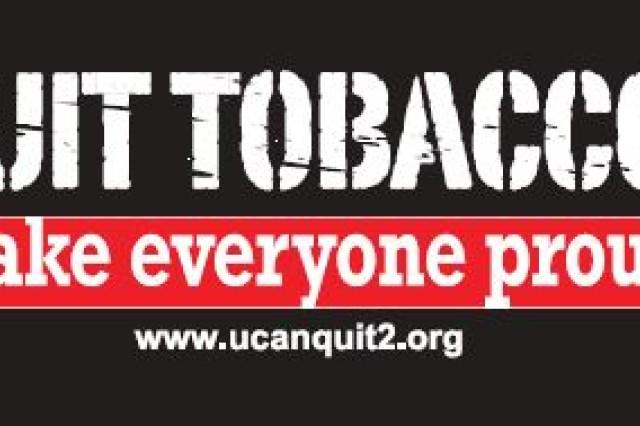 Quite Tobacco - make everyone proud.
