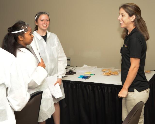 Army salutes STEM hero: Jill Bates