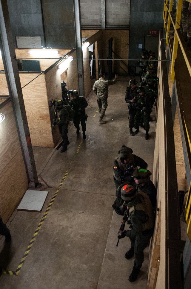 Security partnership strengthens as US Special Forces, Colombian Junglas train in Florida