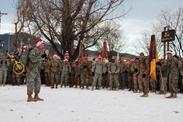 Operation Stryker Christmas