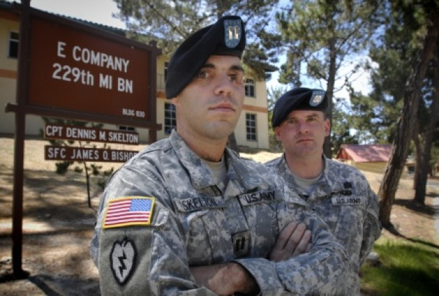 Wounded warrior triumphs over tragedy
